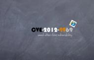 CVE-2012-4969 취약점 분석