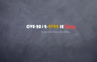 CVE-2012-4792 IE 제로데이(0-day) 취약점 분석(#1)